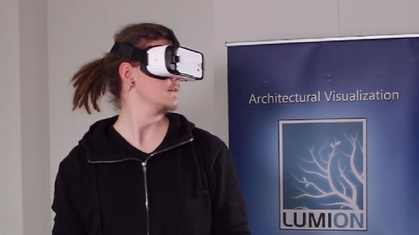 Oculus VR Lumion