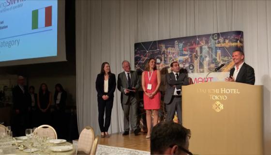 Minnucci_Associati_Premiazione_Building_Smart_Awards_2018_Tokyo