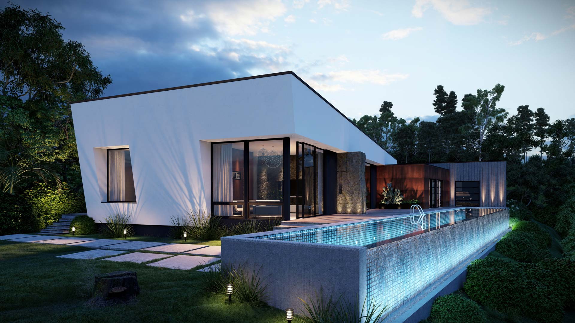 Viilla-pool-exterior-1920x1080_Lumion10_TenOverStudio