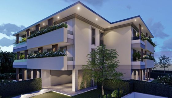 Residenze Via Dante_Notturna 2