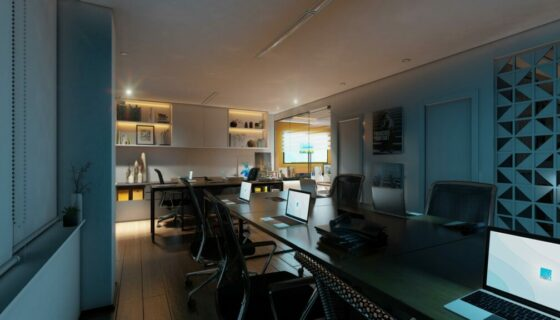 LUMION 11 IES_Office