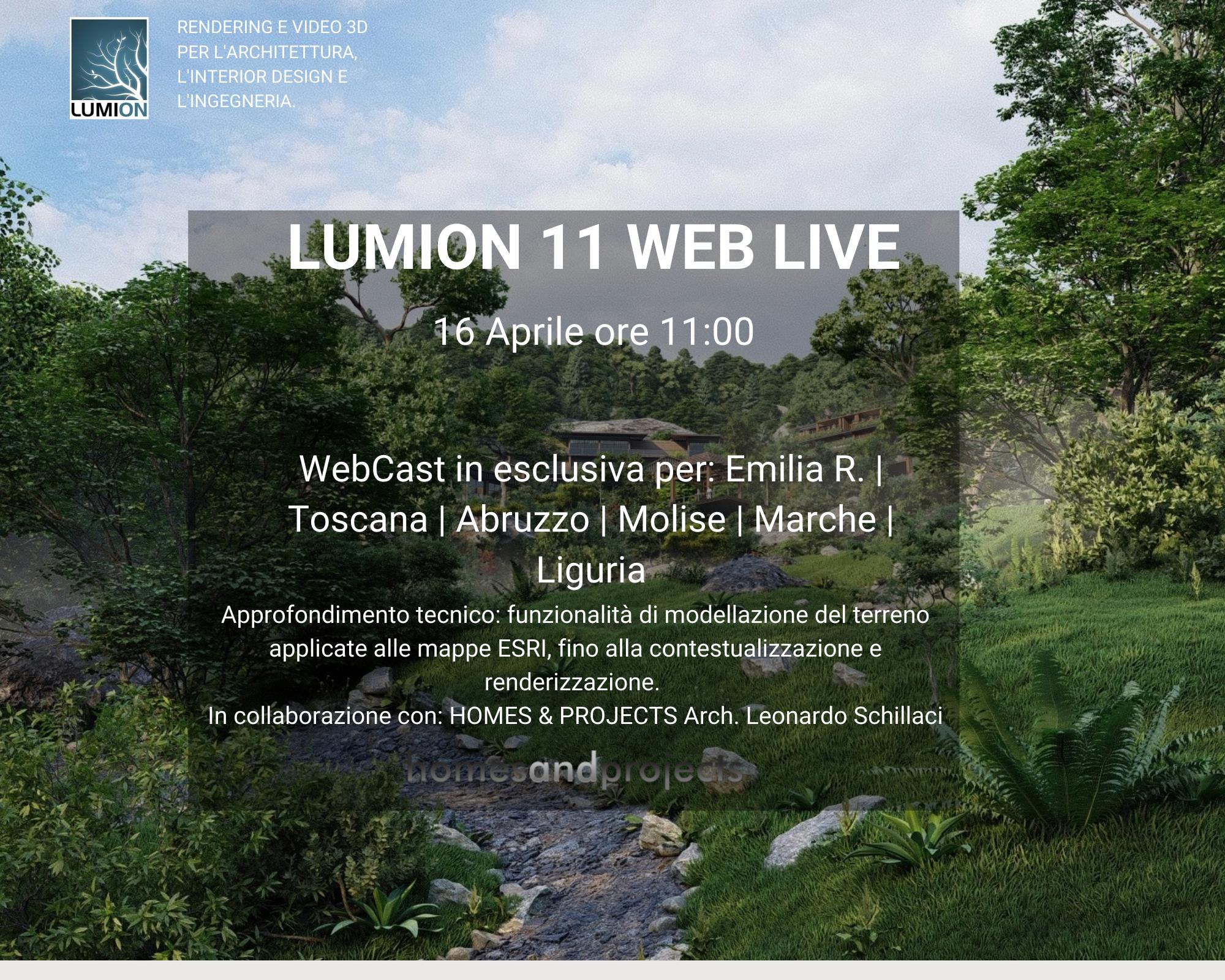 lumion WEB 16APRILE