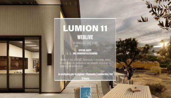 web lumion 14 maggio